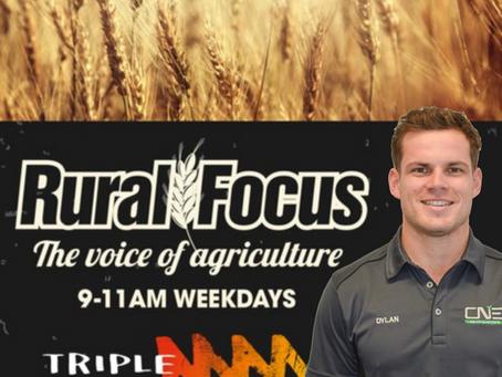 Rural Focus Interview - Triple M