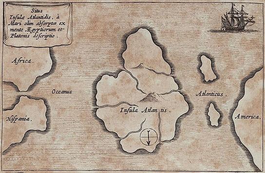 Carte Atlantide
