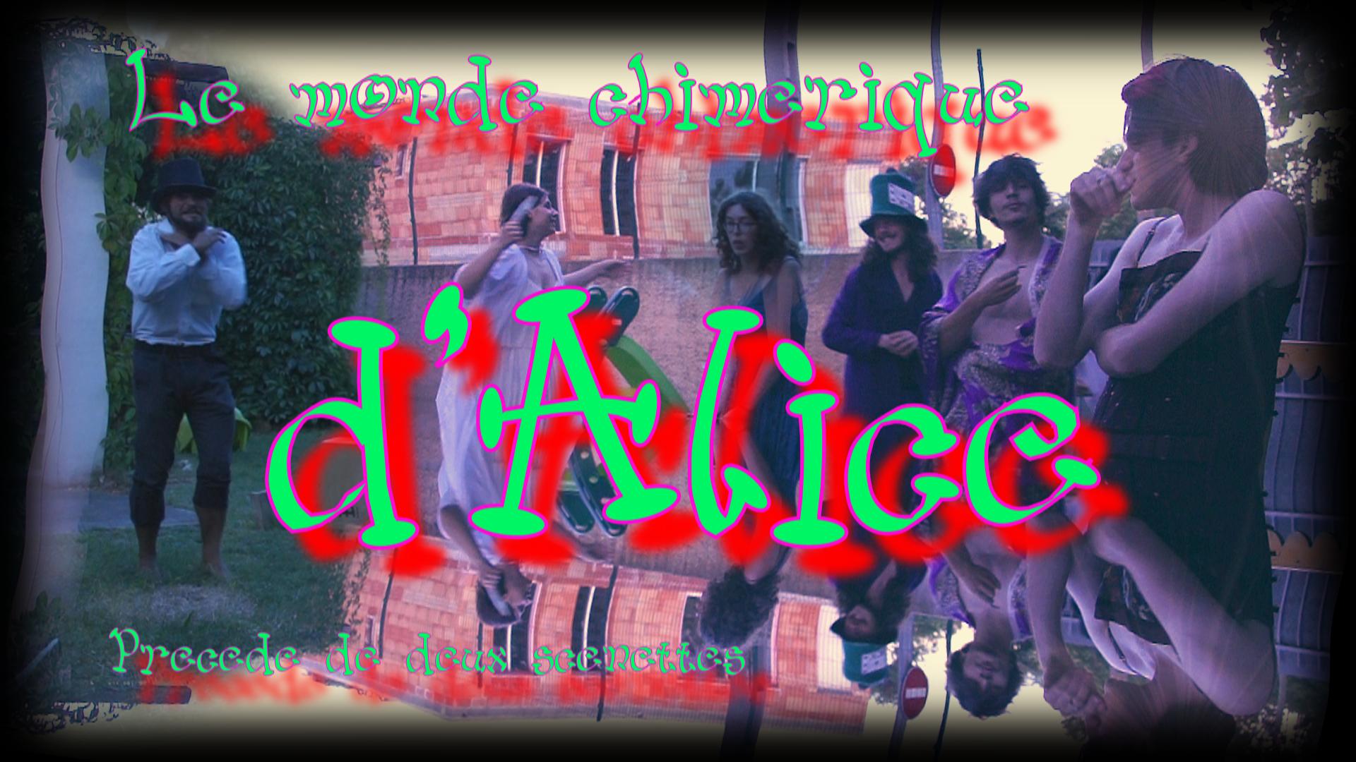 Le monde chimérique d'Alice