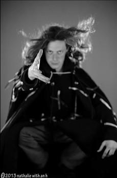 Dorian Clair par Nathalie Withanh, 2013