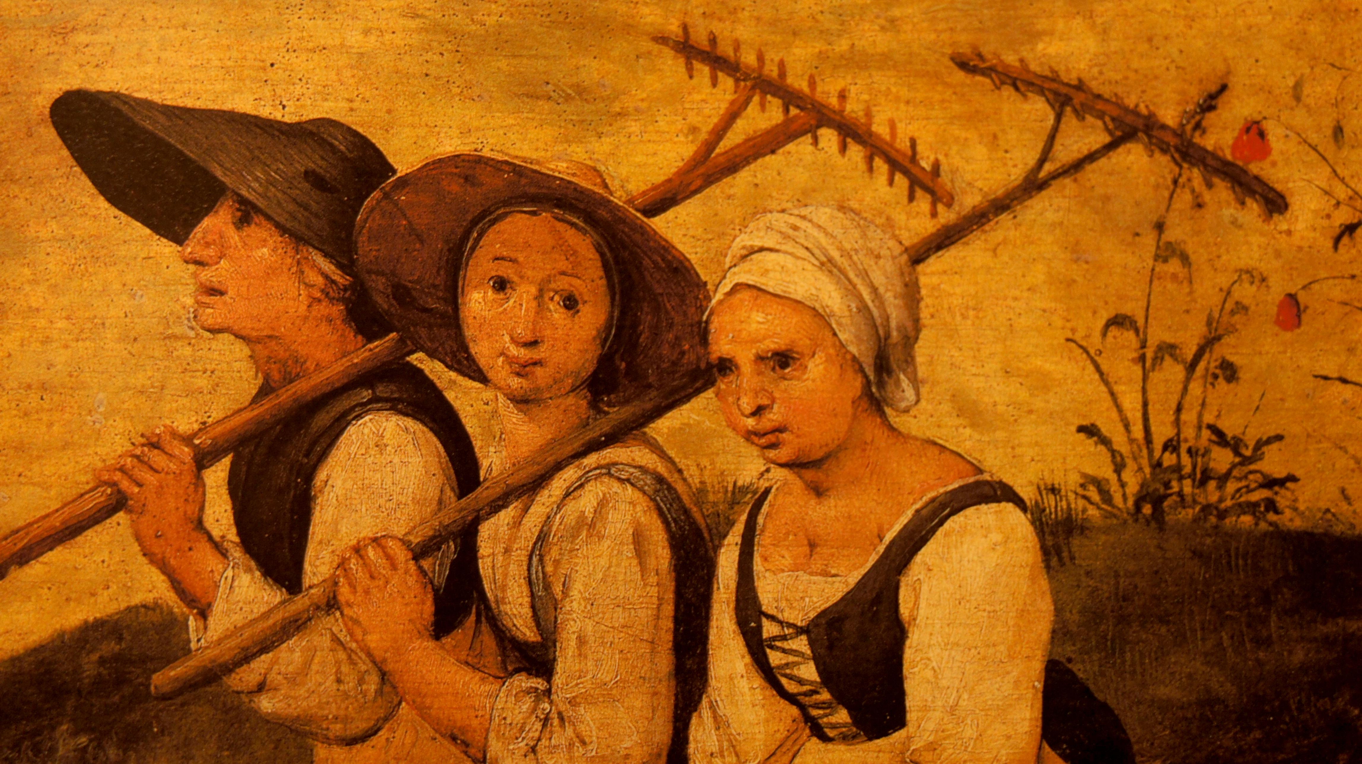 Hommage à Brueghel