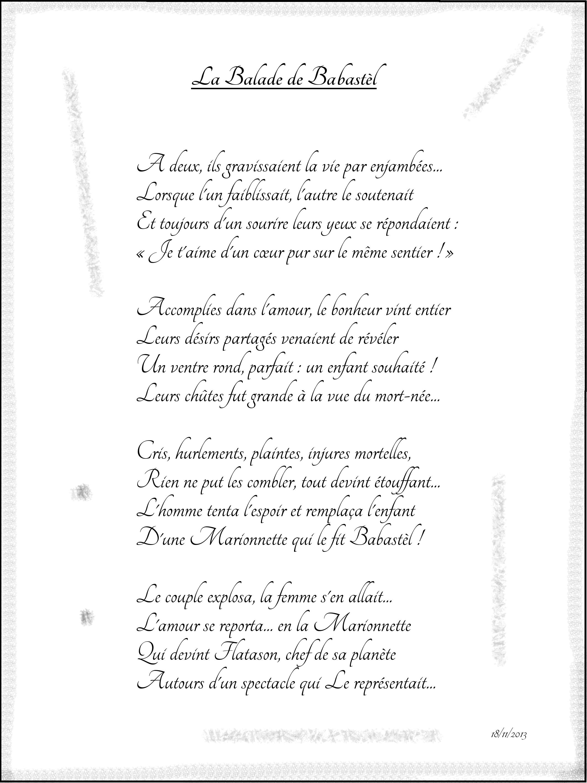Babastèl Page 3.1