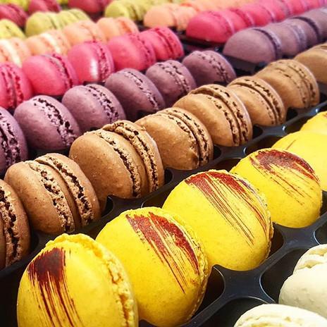 Macarons - Nos saveurs du moment