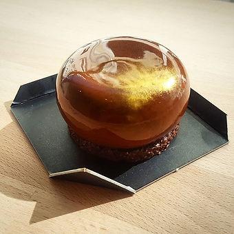 Le Choco-noisette • Mousse chocolat Illa