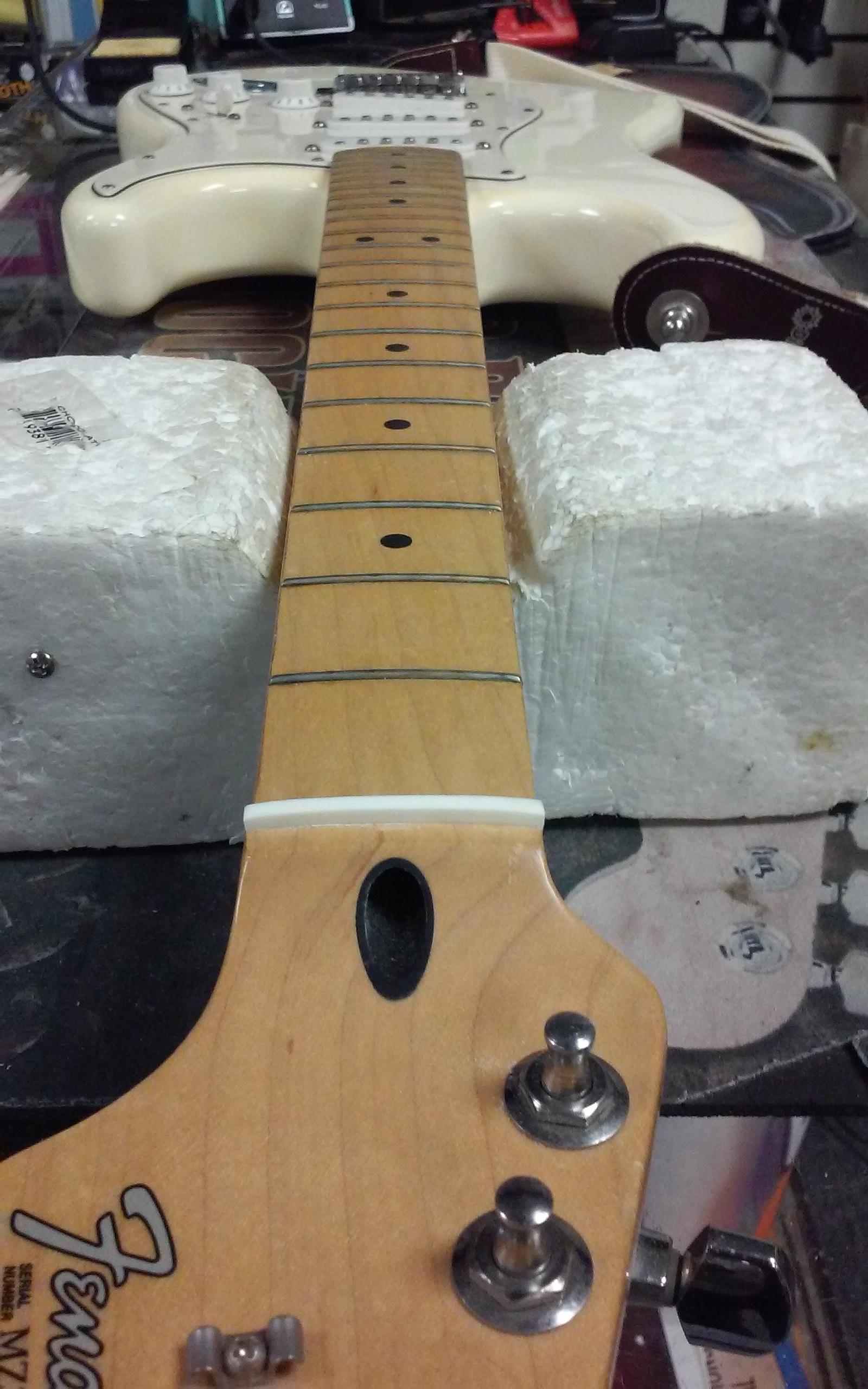 Fender Strat Repair