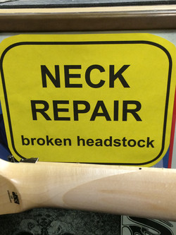 Neck repair