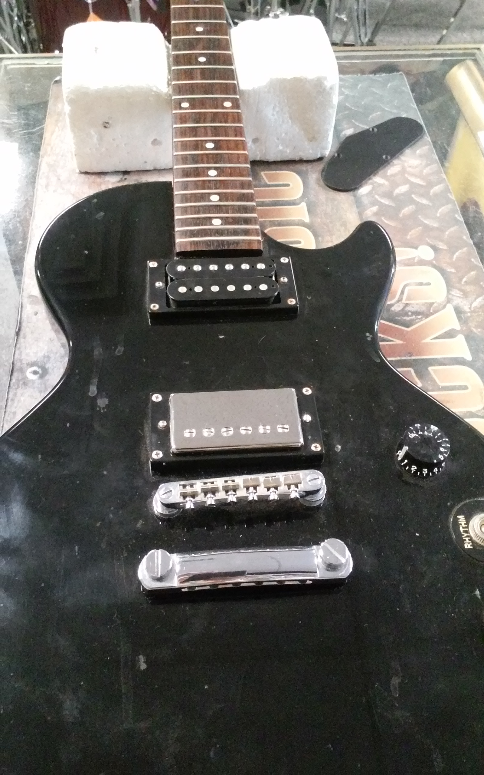 Epiphone Les Paul During