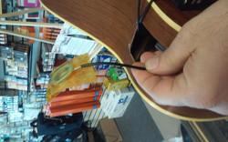 Acoustic repair