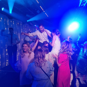 Boutique Disco play a Wedding at Tramshed