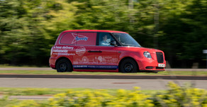 London taxi maker LEVC joins forces with tool-hire firm Speedy for trialling of new electric van
