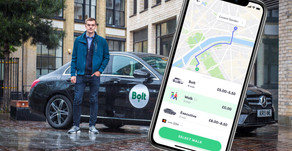 Bolt London encourages walking over ride-share to celebrate cancelled 'Car Free Day' in the capital