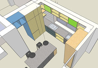 Planning Drawings for Kitchens | Architects to Design Kitchens | Cowbridge