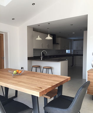 Kitchen arPhoto 19-07-2018, 18 27 43.jpga has been opened up to create an open plan living area
