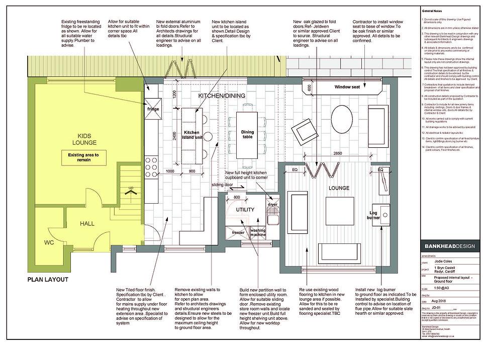 Planning permission   residential interior designers