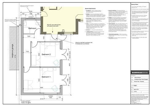architectural design   interior remodel   Bankhead Design South Wales