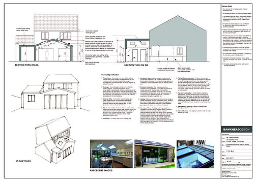 Architectural design services in Neath | Planning My Extension