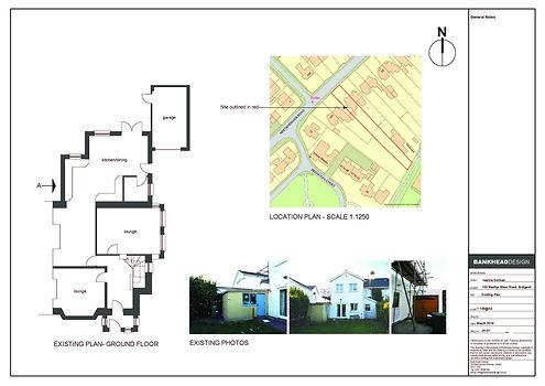 planning drawings   Interior Design   Bankhead Design