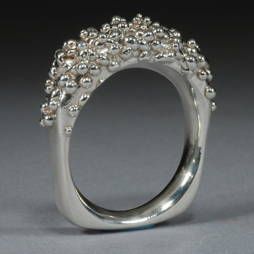 Seed Ring - Custom made in your size