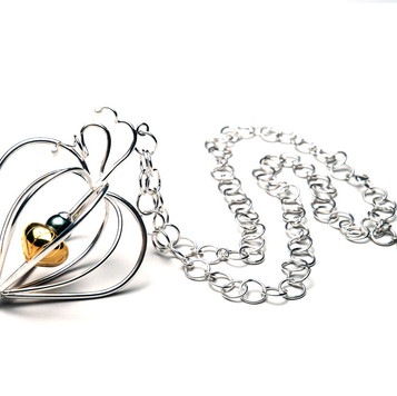 Seed Cage Pendant