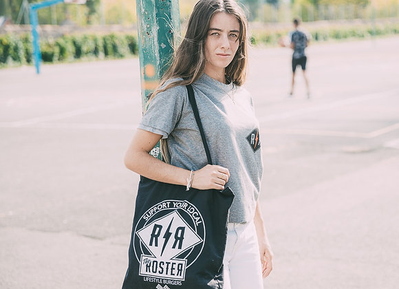 """Totebag """"Support your local"""""""