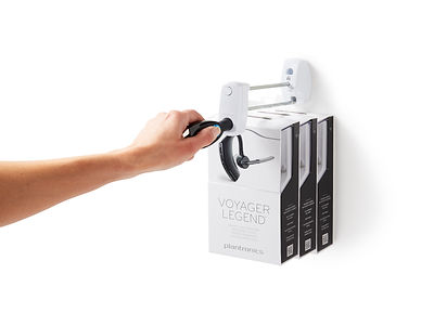 invue security hooks , peghooks and locks for retail