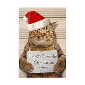 Kotimainen joulukortti