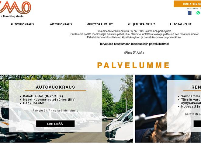 Pimo.fi - Pirkanmaan Monialapalvelu Oy