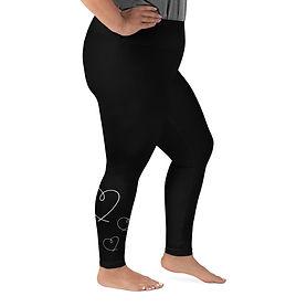 Isojen naisten housut