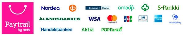 Maksutavat Perennat.fi verkkokaupassa