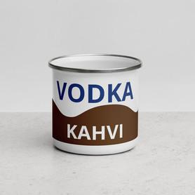 Vodkaa ja kahvia