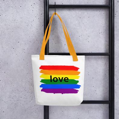 Pride tuotteet netistä - Pride kassi