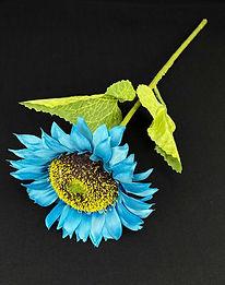 Silkkinen auringonkukka