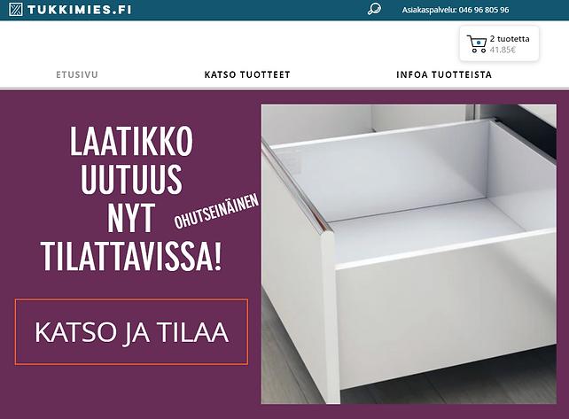 Tukkimies.fi