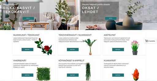 Tekokukka.fi Ecwid verkkokauppa