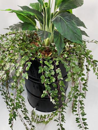 Kukat terassille