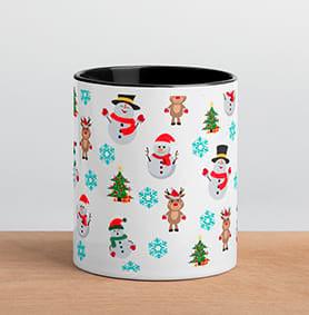 Joululahja muki
