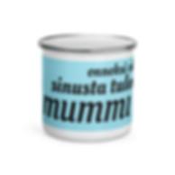 Emalimuki painatuksella | Trendipossu.fi
