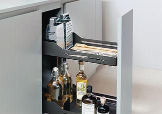 keittiön mekanismit