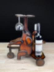 Viinipulloteline netistä
