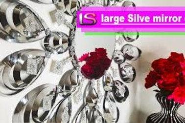 Large Silver Mirror DIY Download #1005