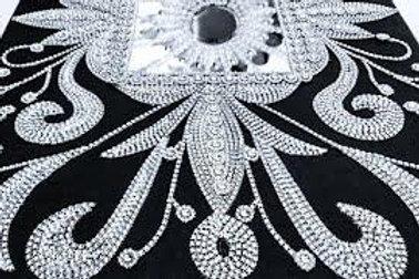 Wall Mirror Silver DIY Download #1007