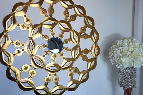 Gold Wall Mirror Download #1009