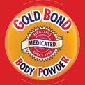 Gold Bond Medicated Body Powder logo
