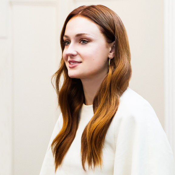 Sophie Turner at Wella's Annual Event at The Ned
