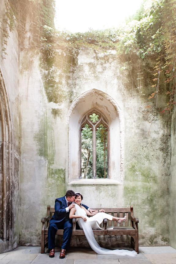 Vinci & Steve's Engagement Shoot