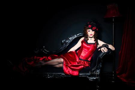 Victorian Vampirette