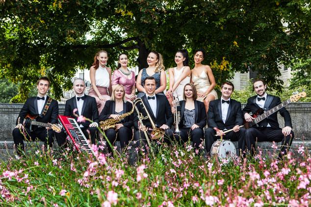 The Supreme Collective, Music Band