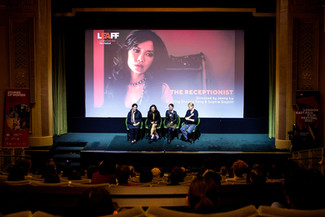 Film Screening and Director Q&A at LEAFF
