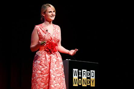 Talk at Wired Money