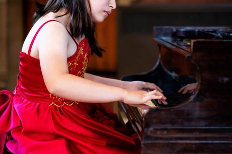 Eliza Ruffle Recital